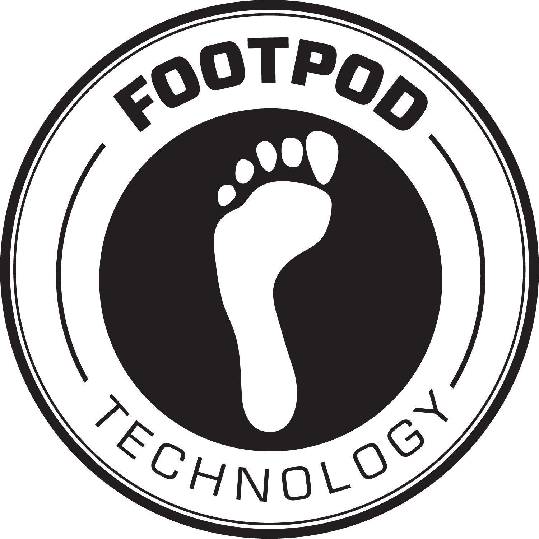 FOOTPOD™ TECHNOLOGY