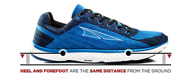 What is zero drop running shoes